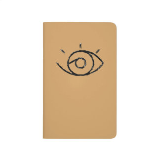VFD eye sketch book Journals