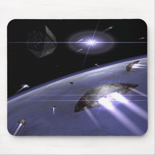 VGX incoming Mouse Pads