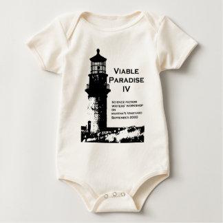 Viable Paradise IV (2000) Baby Bodysuit