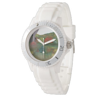 Vibrant Autumn Women's Sporty Watch