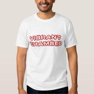 Vibrant Chamber Logo Basic T-shirts