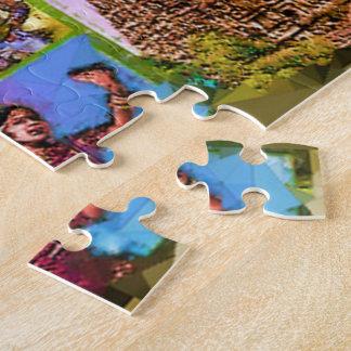 Vibrant India Puzzle