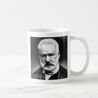 "Victor Hugo ""Tenderness"" Quote Gifts Mugs Cards Mug"