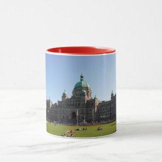 Victoria British Columbia Scenic Mug