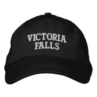 Victoria Falls Embroidered Cap