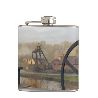VICTORIAN ENGLAND FLASK