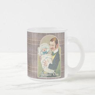 Victorian Father's Day Coffee Mug