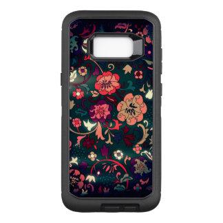 Victorian Flower Pattern OtterBox Defender Samsung Galaxy S8+ Case