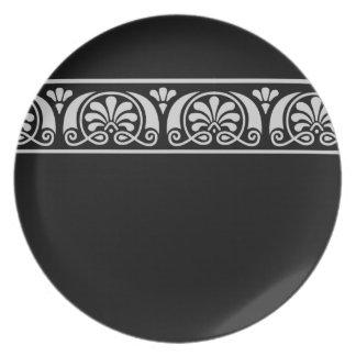Victorian Ornamental Plate