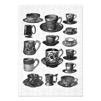 Victorian Tea Party V2 Custom Announcement