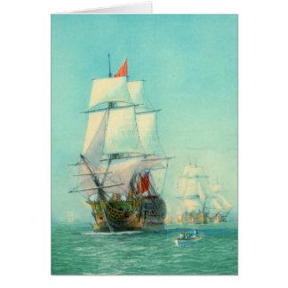 'Victory' Maiden Voyage1922 Card