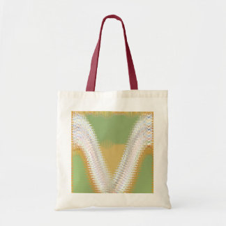 Victory Water Bubble Fountain Tote Bags