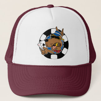 Videogame + Pizza Trucker Hat