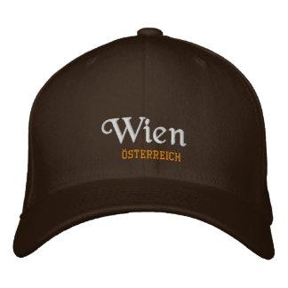 Vienna - Austria Embroidered Hat