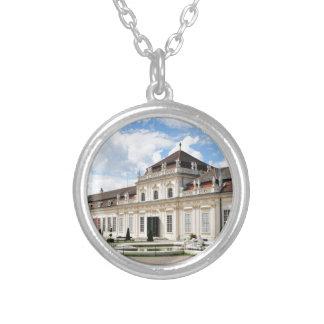 Vienna, Austria Silver Plated Necklace