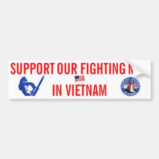 VIETNAM WAR BUMPER STICKER