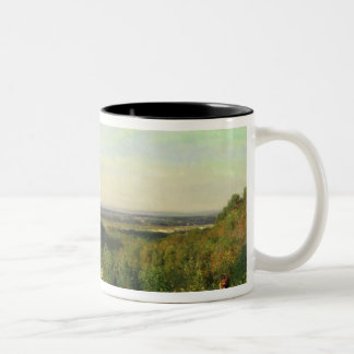 View from the Hilltops of Suresnes Coffee Mugs