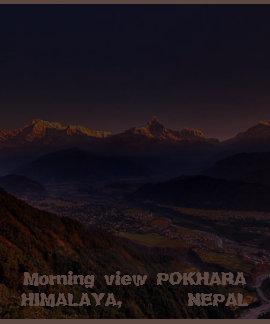 View Landscape HIMALAYA POKHARA NEPAL T Shirts
