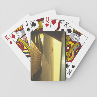 View of C-130 Hercules_Military Aircraft Playing Cards