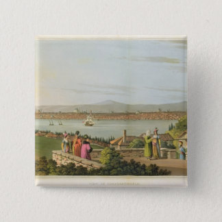 View of Constantinople, plate 1 from 'Views in the 15 Cm Square Badge