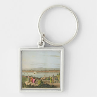 View of Constantinople, plate 1 from 'Views in the Key Ring