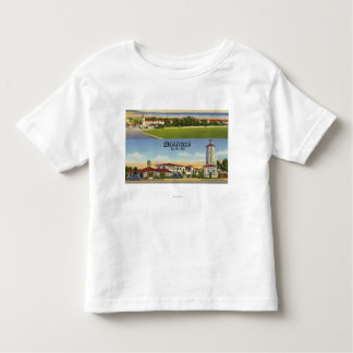 View of Dana Villa By-the-Sea Toddler T-Shirt