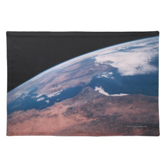 View of Earth from Space Placemat
