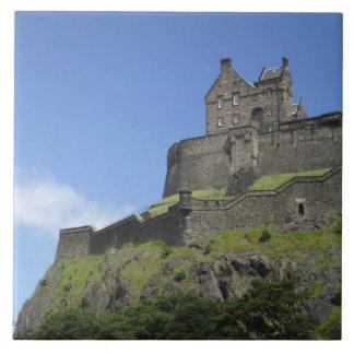 View of Edinburgh Castle, Edinburgh, Scotland, 2 Tile