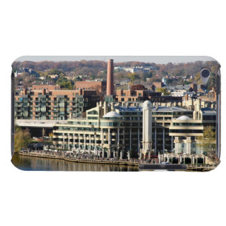 View of Georgetown and Waterfront-Washington DC iPod Touch Cover