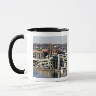 View of Georgetown and Waterfront-Washington DC Mug