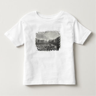 View of Hanover Square, engraved by Robert Pollard Toddler T-Shirt