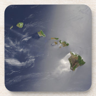 View of Hawaii from Space Coaster