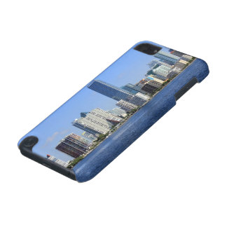View of Miami Skyline iPod Touch 5G Cover