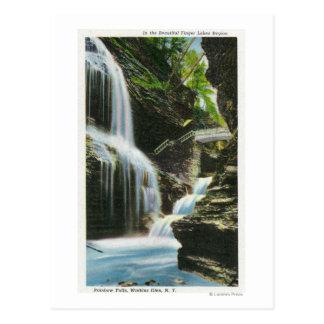 View of Rainbow Falls 2 Postcard