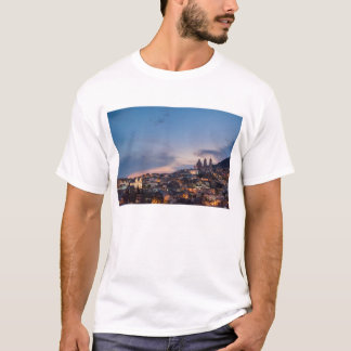 View Of Taxco In Guerrero, Mexico T-Shirt