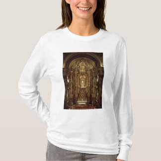 View of the chapel and High Altar T-Shirt