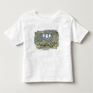 View of the cupola with angel musicians toddler T-Shirt