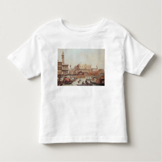 View of the Doge's Palace and the Piazzetta Toddler T-Shirt