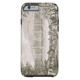 View of the Fountain of Neptune, Versailles (engra Tough iPhone 6 Case