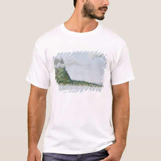 View of the Island of Bora Bora, from 'Voyage auto T-Shirt