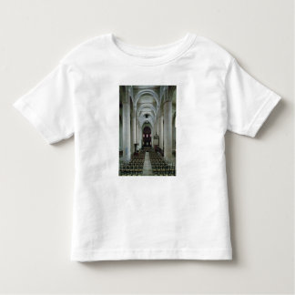 View of the nave, looking towards the altar toddler T-Shirt
