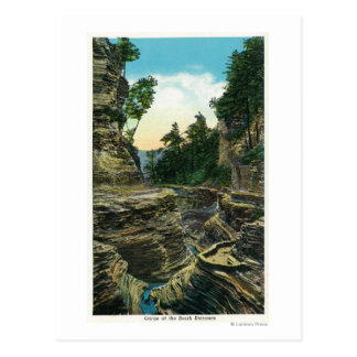 View of the Southern Entrance Gorge Postcard