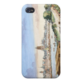 View of the Town of Frankfurt, facing south (print iPhone 4/4S Covers