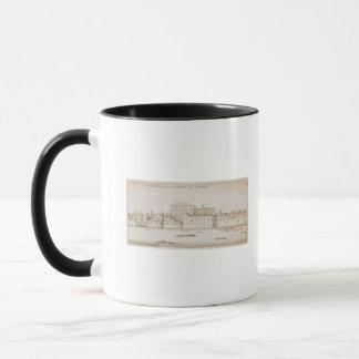View of Whitehall, 1645 Mug