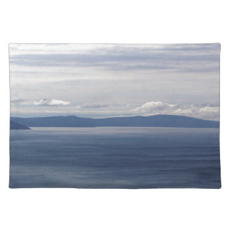 View on the Kvarner Gulf Placemat