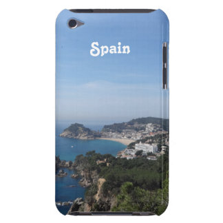 Views of Spanish Coast iPod Touch Case