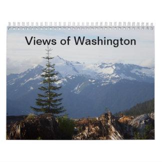 Views of Washington Calendar