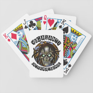 Vigalanty Bicycle Playing Cards