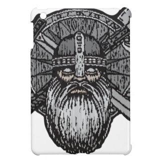 viking man germanic nordic norse runic iPad mini cover