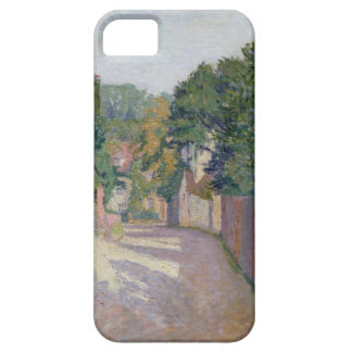 Village Lane (oil on canvas) iPhone 5 Cover
